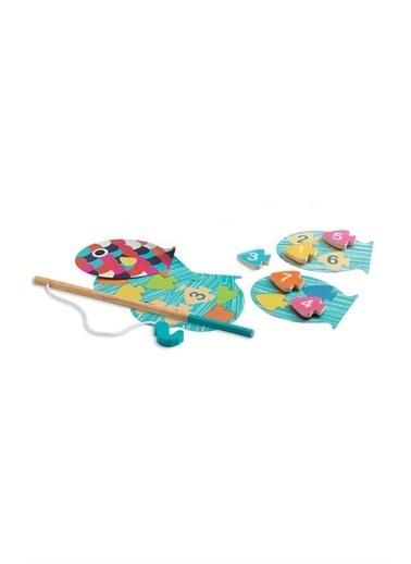 Djeco Djeco Tombala Oyunları / Navy Loto Pembe